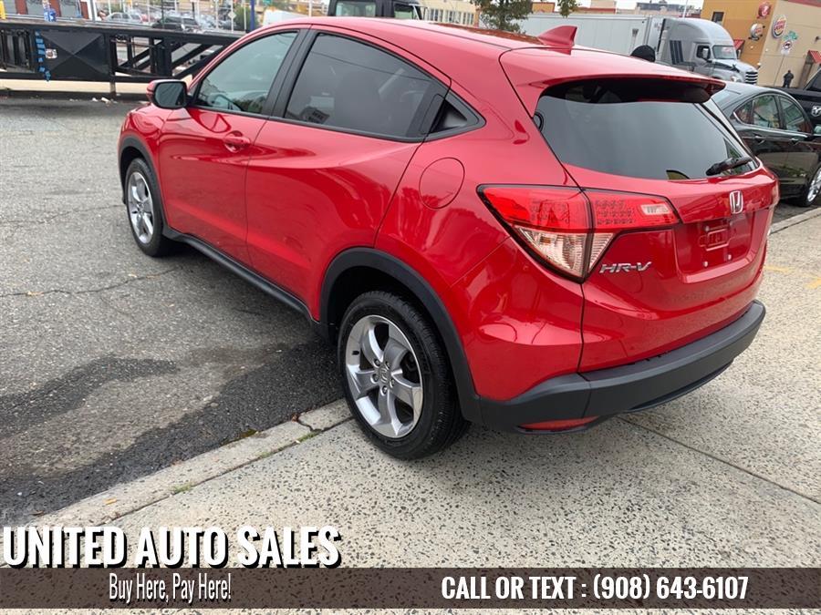 Used Honda Hr-v EX 2016   United Auto Sale. Newark, New Jersey