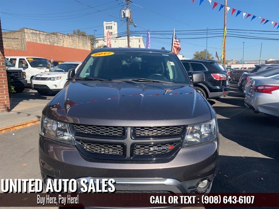Used Dodge Journey CROSSROAD 2017 | United Auto Sale. Newark, New Jersey