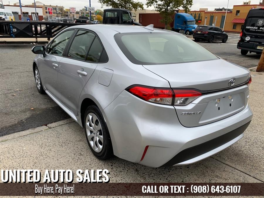 Used Toyota Corolla LE 2020 | United Auto Sale. Newark, New Jersey
