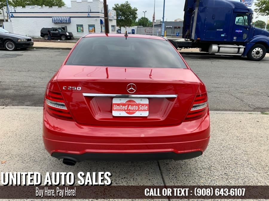 Used Mercedes-benz C-class C250 2013 | United Auto Sale. Newark, New Jersey