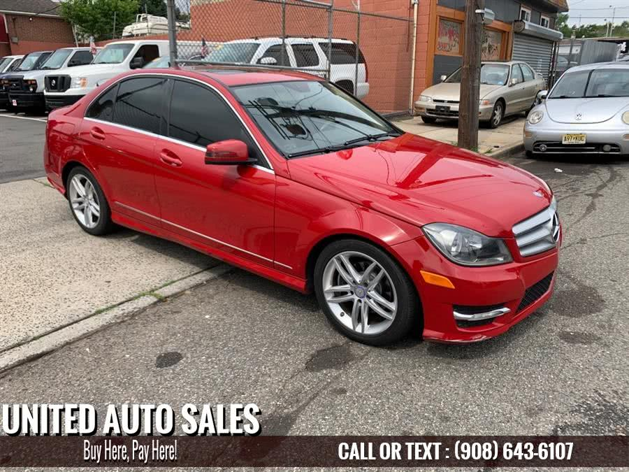 Used 2013 Mercedes-benz C-class in Newark, New Jersey | United Auto Sale. Newark, New Jersey