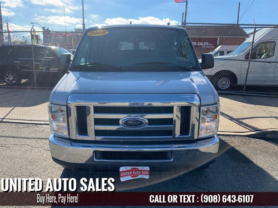Used Ford Econoline E350 SUPER DUTY WAGON 2008 | United Auto Sale. Newark, New Jersey