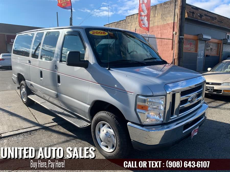 Used 2008 Ford Econoline in Newark, New Jersey | United Auto Sale. Newark, New Jersey