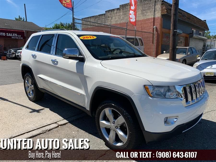 Used 2011 Jeep Grnd Chrke in Newark, New Jersey | United Auto Sale. Newark, New Jersey