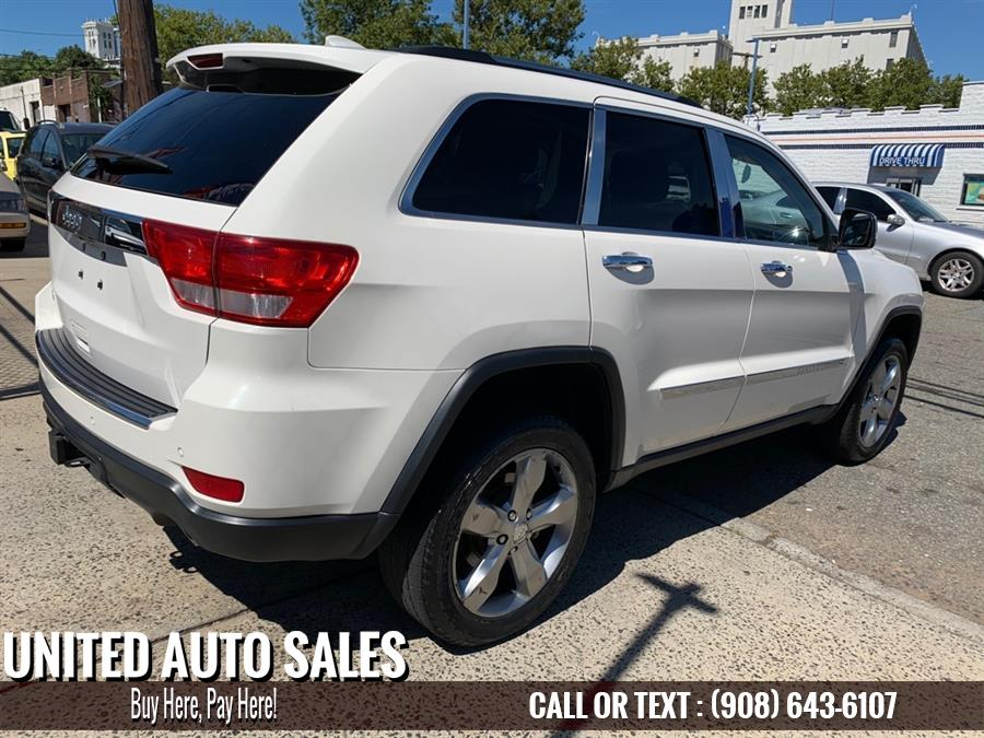Used Jeep Grnd Chrke OVERLAND 2011 | United Auto Sale. Newark, New Jersey