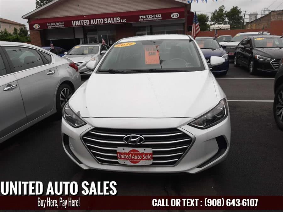 Used Hyundai Elantra SE 2017 | United Auto Sale. Newark, New Jersey
