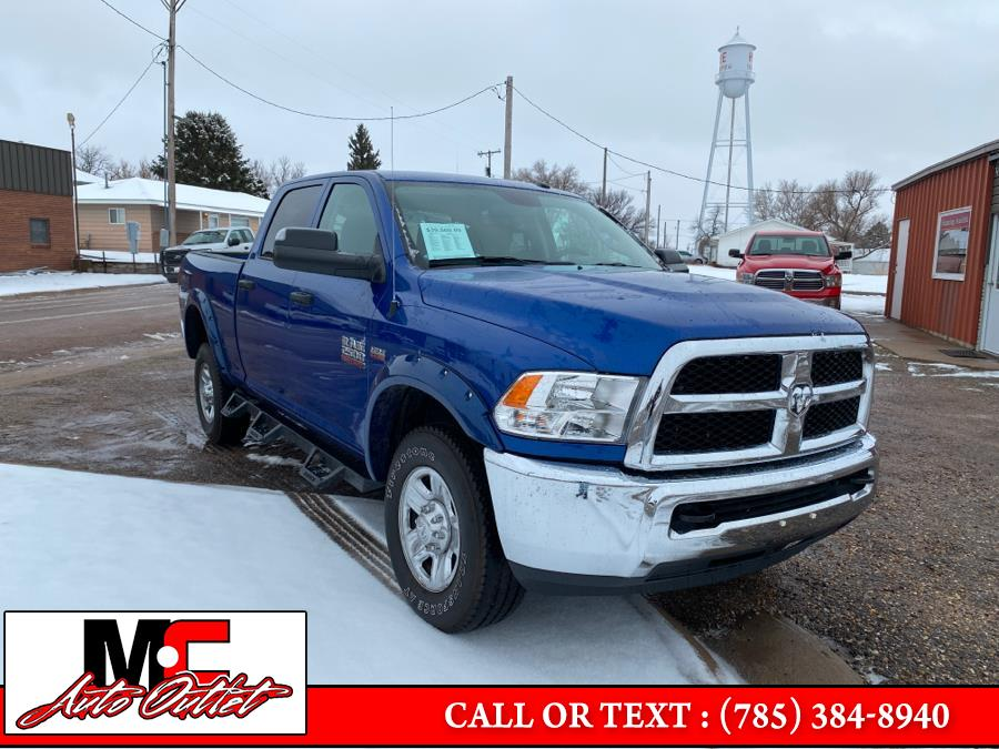 Used 2018 Ram 2500 in Colby, Kansas | M C Auto Outlet Inc. Colby, Kansas