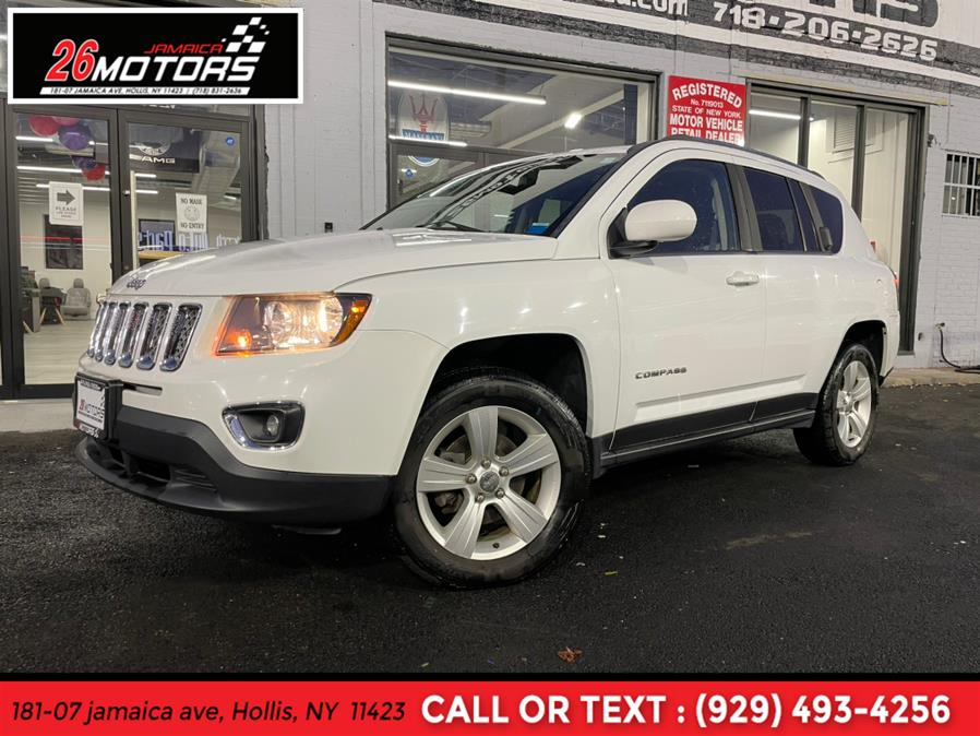 Used Jeep Compass High Altitude 4WD 4dr High Altitude Edition 2015 | Jamaica 26 Motors. Hollis, New York