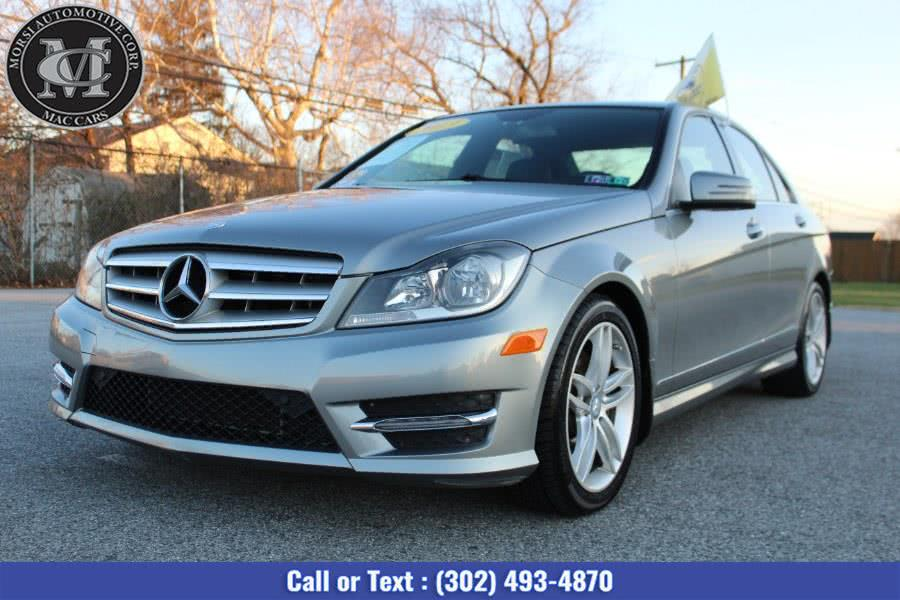 Used Mercedes-benz C-class C 300 Luxury 2013 | Morsi Automotive Corp. New Castle, Delaware