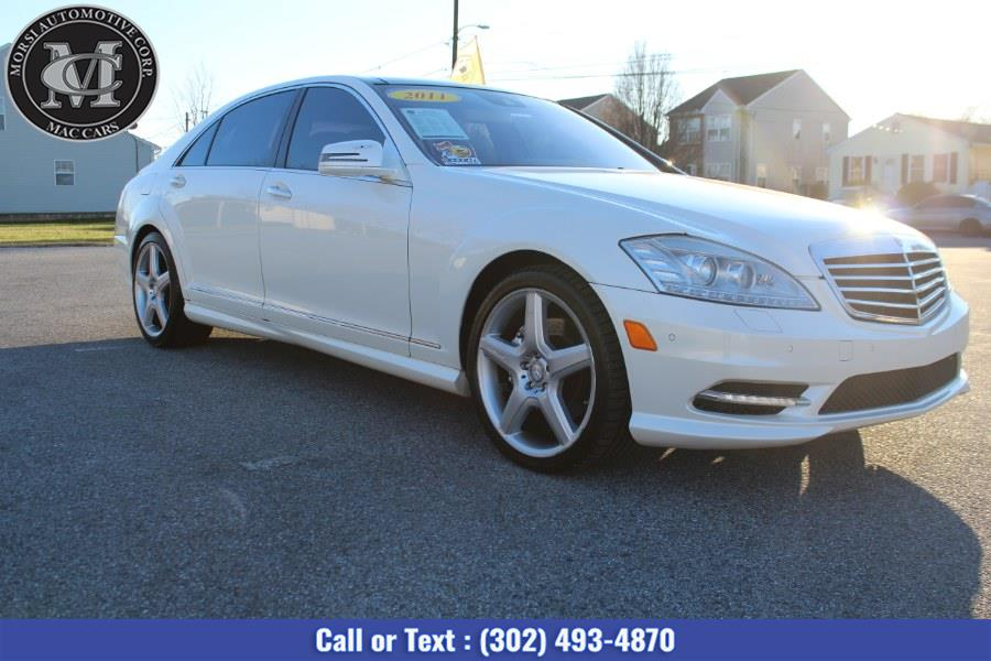 Used Mercedes-Benz S-Class 4dr Sdn S 550 RWD 2011 | Morsi Automotive Corp. New Castle, Delaware