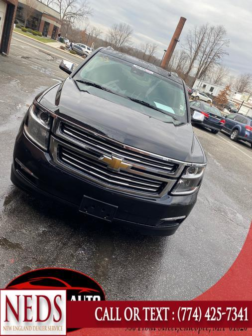 Used Chevrolet Tahoe 4WD 4dr LTZ 2015 | New England Dealer Services. Indian Orchard, Massachusetts