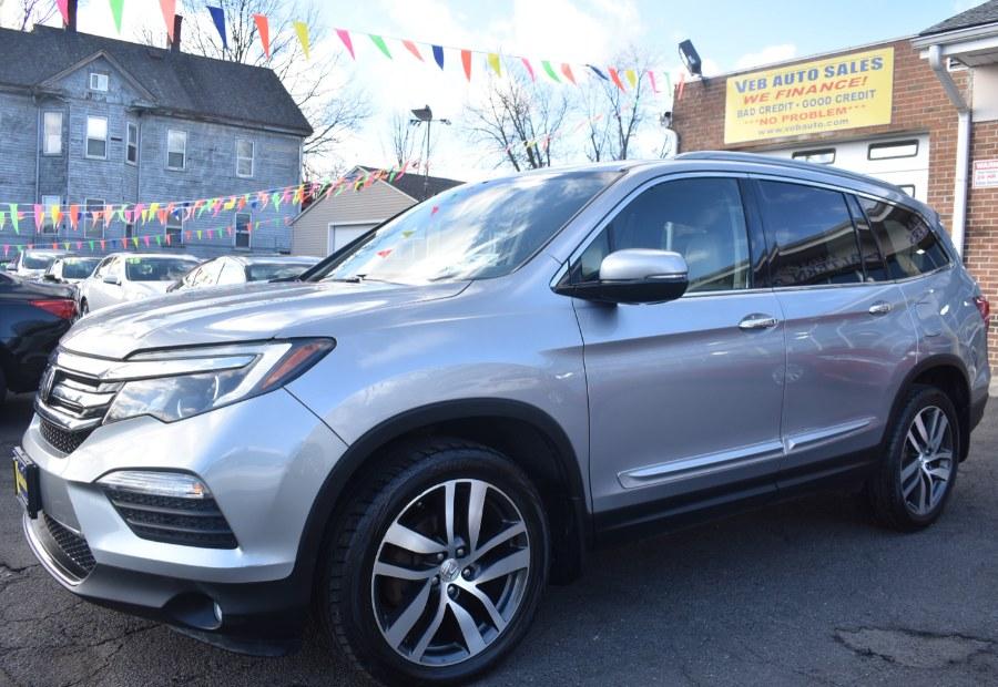 Used 2016 Honda Pilot in Hartford, Connecticut | VEB Auto Sales. Hartford, Connecticut