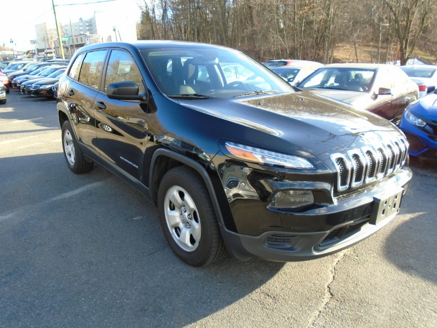 Used Jeep Cherokee Sport 4x4 2017 | Jim Juliani Motors. Waterbury, Connecticut