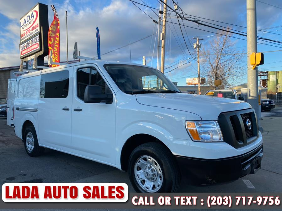Used Nissan NV 2500 HEAVY DUTY Standard Roof 2500 V6 SV 2014 | Lada Auto Sales. Bridgeport, Connecticut