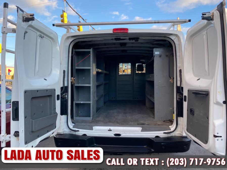 Used Nissan NV 2500 HEAVY DUTY Standard Roof 2500 V6 SV 2014   Lada Auto Sales. Bridgeport, Connecticut