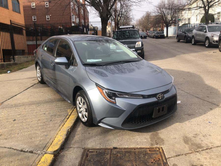 Used 2020 Toyota Corolla in Jamaica, New York | Sylhet Motors Inc.. Jamaica, New York