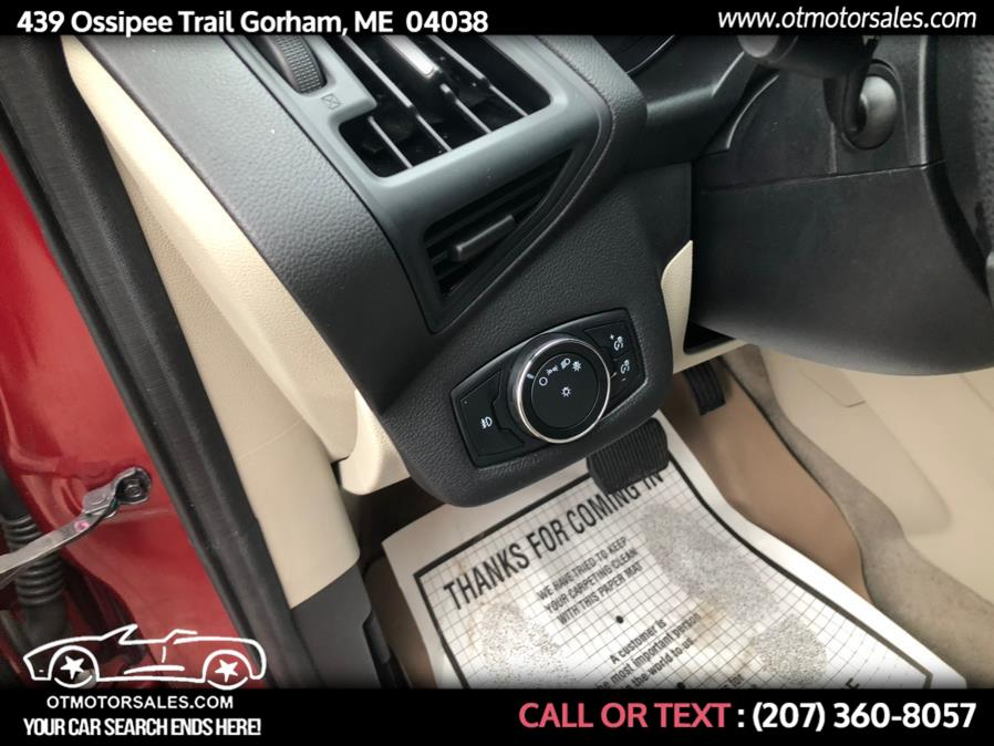 Used Ford Escape 4WD 4dr SE 2014 | Ossipee Trail Motor Sales. Gorham, Maine