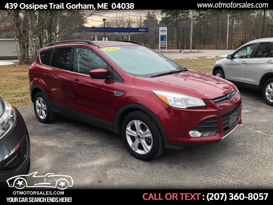 Used 2014 Ford Escape in Gorham, Maine | Ossipee Trail Motor Sales. Gorham, Maine