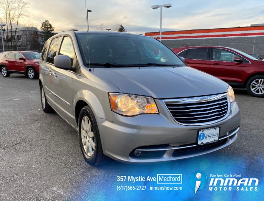 Used 2015 Chrysler Town & Country in Medford, Massachusetts   Inman Motors Sales. Medford, Massachusetts