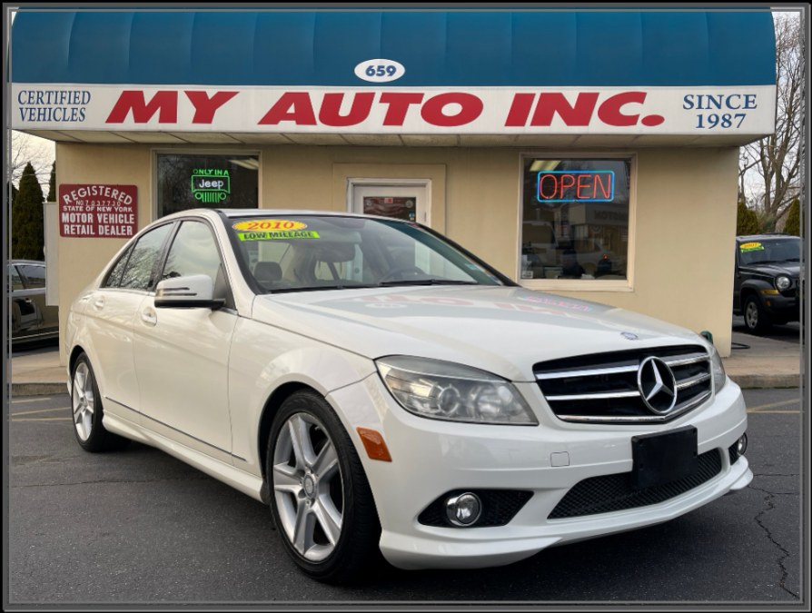 Used 2010 Mercedes-Benz C-Class in Huntington Station, New York | My Auto Inc.. Huntington Station, New York