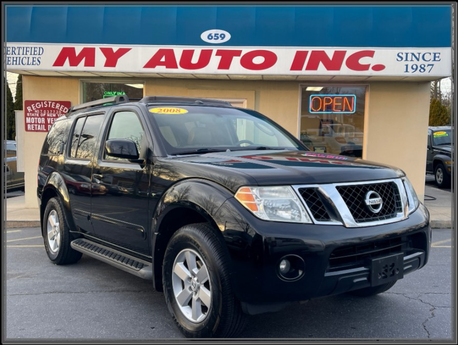 Used 2008 Nissan Pathfinder in Huntington Station, New York | My Auto Inc.. Huntington Station, New York