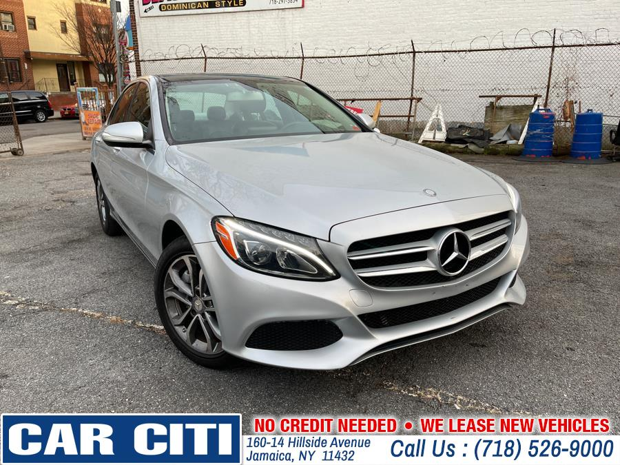 Used 2015 Mercedes-Benz C-Class in Brooklyn, New York | E Cars . Brooklyn, New York