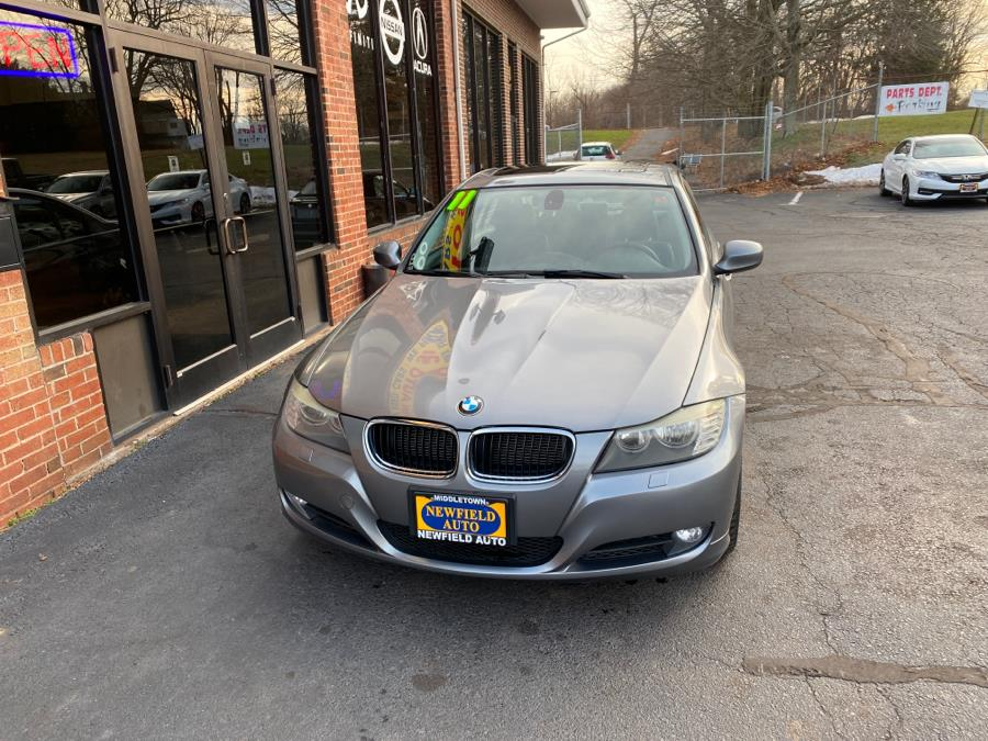 Used BMW 3 Series 4dr Sdn 328i xDrive AWD SULEV 2011 | Newfield Auto Sales. Middletown, Connecticut