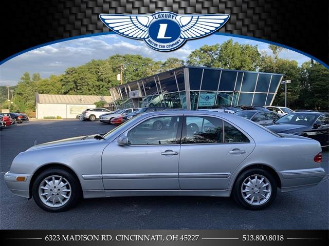 Used 2001 Mercedes-benz E-class in Cincinnati, Ohio | Luxury Motor Car Company. Cincinnati, Ohio