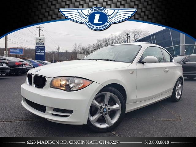 Used 2009 BMW 1 Series in Cincinnati, Ohio | Luxury Motor Car Company. Cincinnati, Ohio