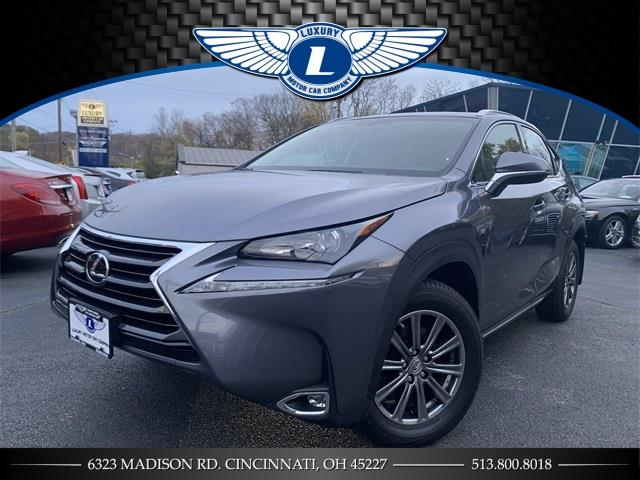 Used 2017 Lexus Nx in Cincinnati, Ohio | Luxury Motor Car Company. Cincinnati, Ohio