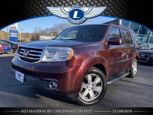 Used 2013 Honda Pilot in Cincinnati, Ohio | Luxury Motor Car Company. Cincinnati, Ohio