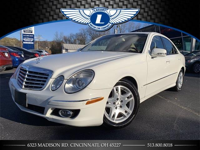Used 2007 Mercedes-benz E-class in Cincinnati, Ohio | Luxury Motor Car Company. Cincinnati, Ohio