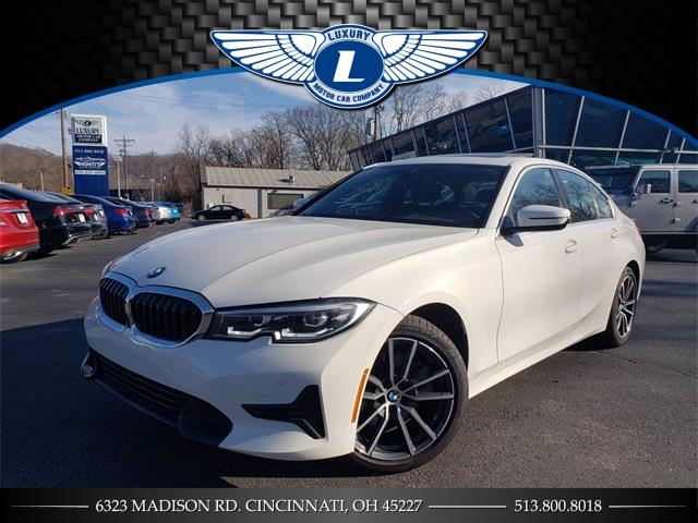Used 2020 BMW 3 Series in Cincinnati, Ohio | Luxury Motor Car Company. Cincinnati, Ohio