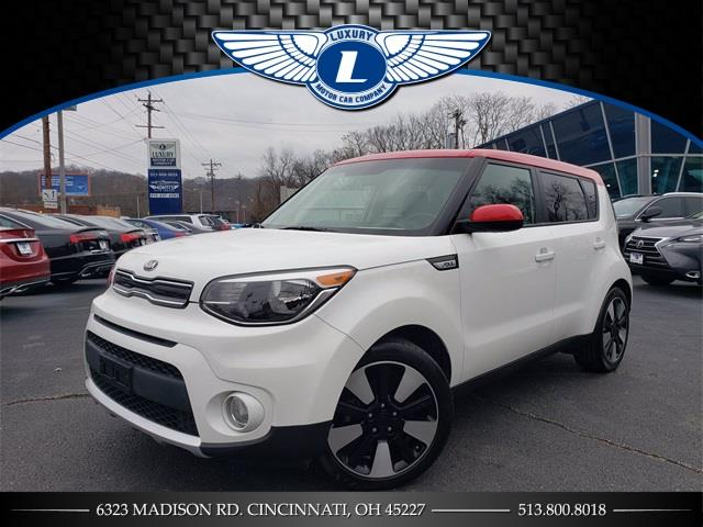 Used 2018 Kia Soul in Cincinnati, Ohio | Luxury Motor Car Company. Cincinnati, Ohio