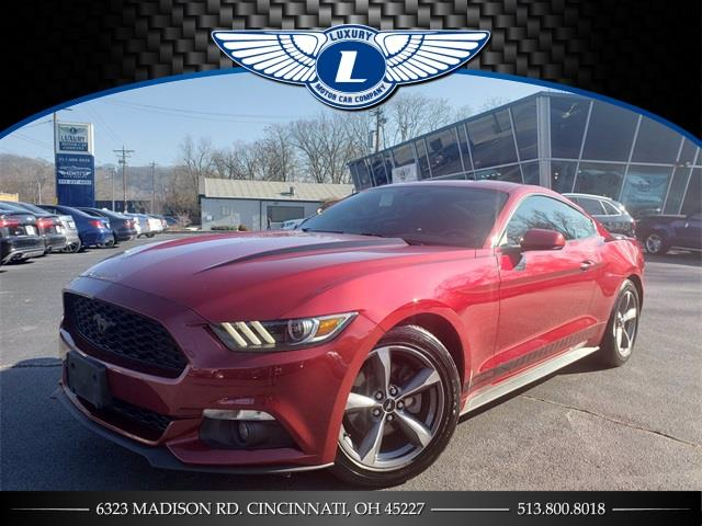 Used 2016 Ford Mustang in Cincinnati, Ohio | Luxury Motor Car Company. Cincinnati, Ohio