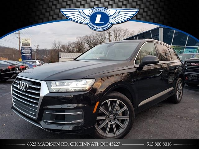 Used 2018 Audi Q7 in Cincinnati, Ohio | Luxury Motor Car Company. Cincinnati, Ohio