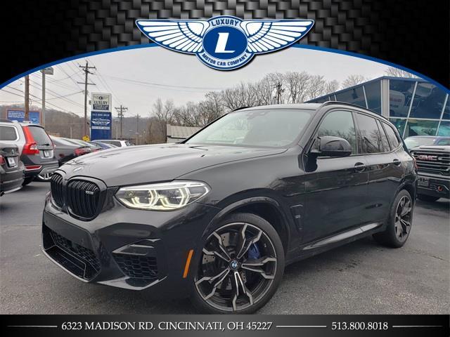 Used BMW X3 M Competition 2020 | Luxury Motor Car Company. Cincinnati, Ohio
