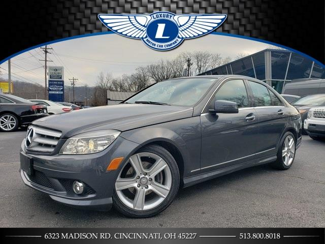 Used 2010 Mercedes-benz C-class in Cincinnati, Ohio | Luxury Motor Car Company. Cincinnati, Ohio