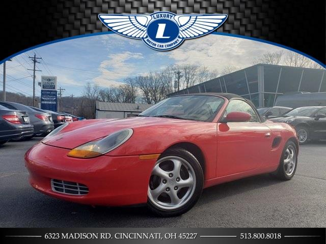 Used 1998 Porsche Boxster in Cincinnati, Ohio | Luxury Motor Car Company. Cincinnati, Ohio