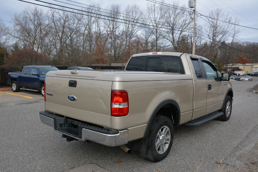 "Used Ford F-150 4WD Supercab 133"" XLT 2007 