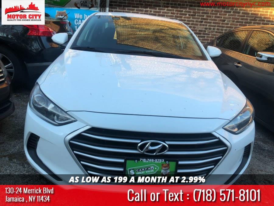 Used 2018 Hyundai Elantra in Jamaica, New York | Motor City. Jamaica, New York