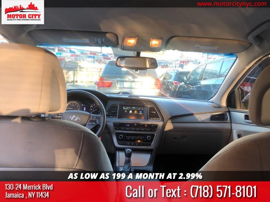 Used Hyundai Sonata 4dr Sdn 2.4L SE 2016   Motor City. Jamaica, New York
