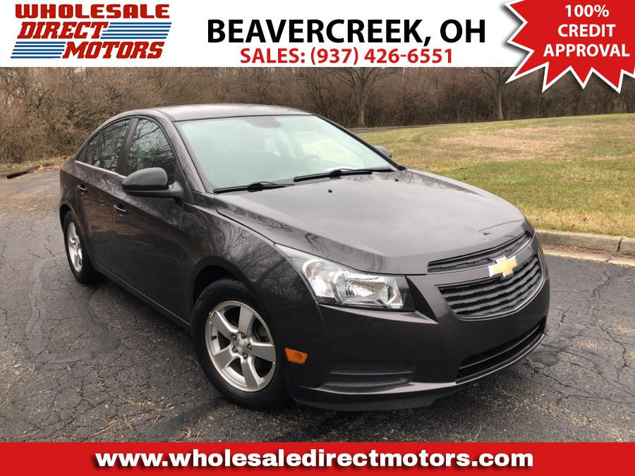 Used Chevrolet Cruze 4dr Sdn Auto 1LT 2013 | Wholesale Direct Motors. Beavercreek, Ohio