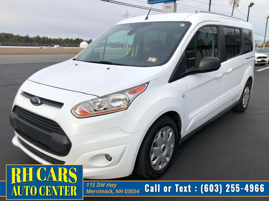 Used 2017 Ford Transit Connect Wagon in Merrimack, New Hampshire | RH Cars LLC. Merrimack, New Hampshire