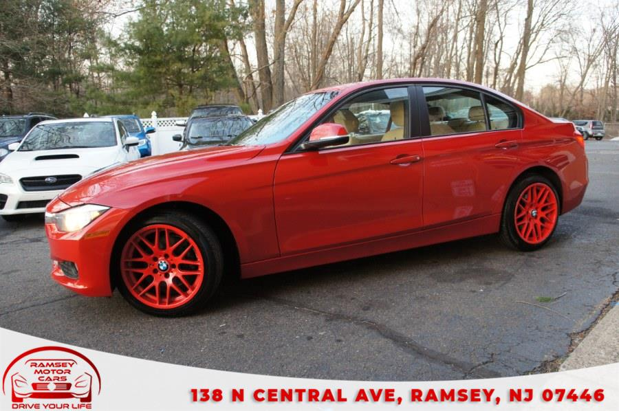Used BMW 3 Series 4dr Sdn 320i xDrive AWD 2014 | Ramsey Motor Cars Inc. Ramsey, New Jersey