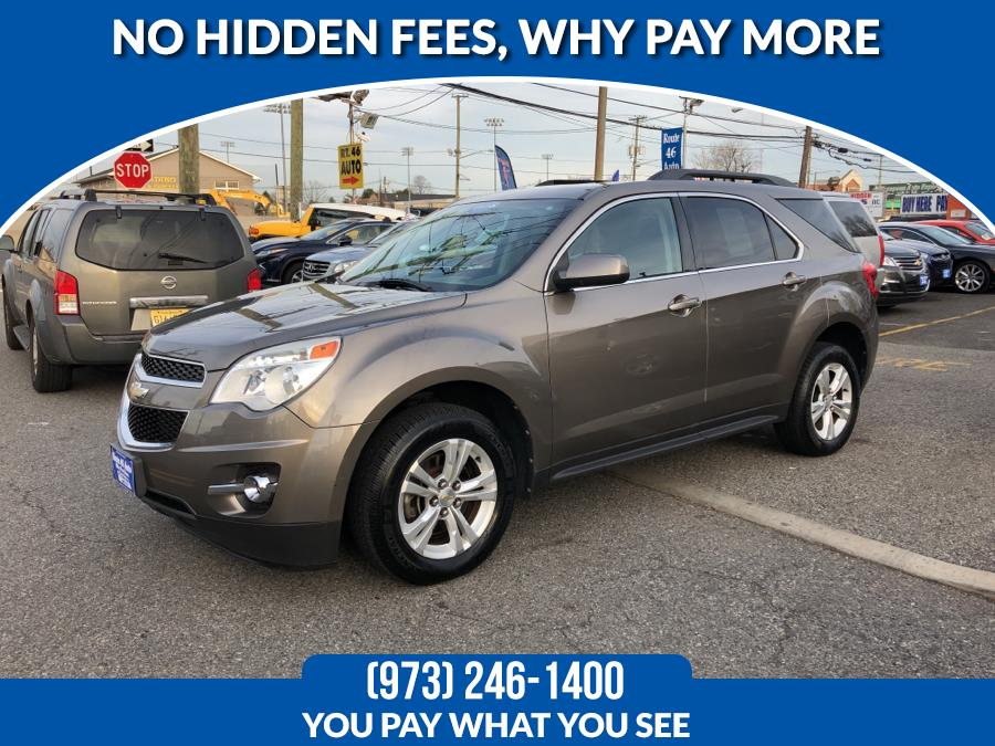 Used Chevrolet Equinox AWD 4dr LT w/2LT 2012 | Route 46 Auto Sales Inc. Lodi, New Jersey
