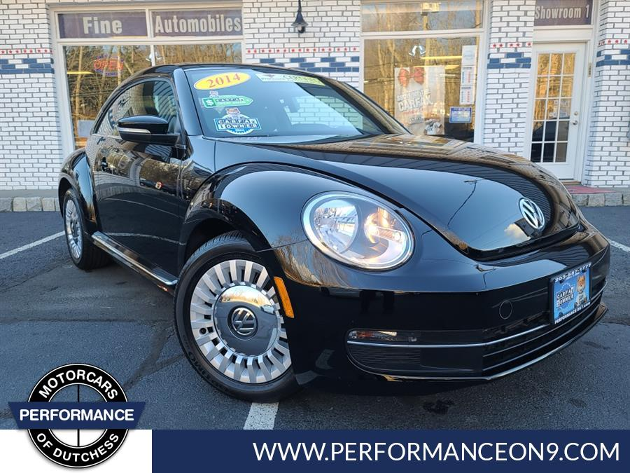 Used 2014 Volkswagen Beetle Coupe in Wappingers Falls, New York | Performance Motorcars Inc. Wappingers Falls, New York