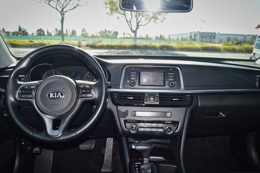 Used Kia Optima 4dr Sdn EX 2016 | Fusion Motors Inc. Moreno Valley, California