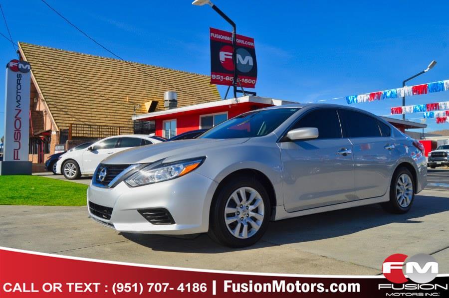 Used 2017 Nissan Altima in Moreno Valley, California | Fusion Motors Inc. Moreno Valley, California