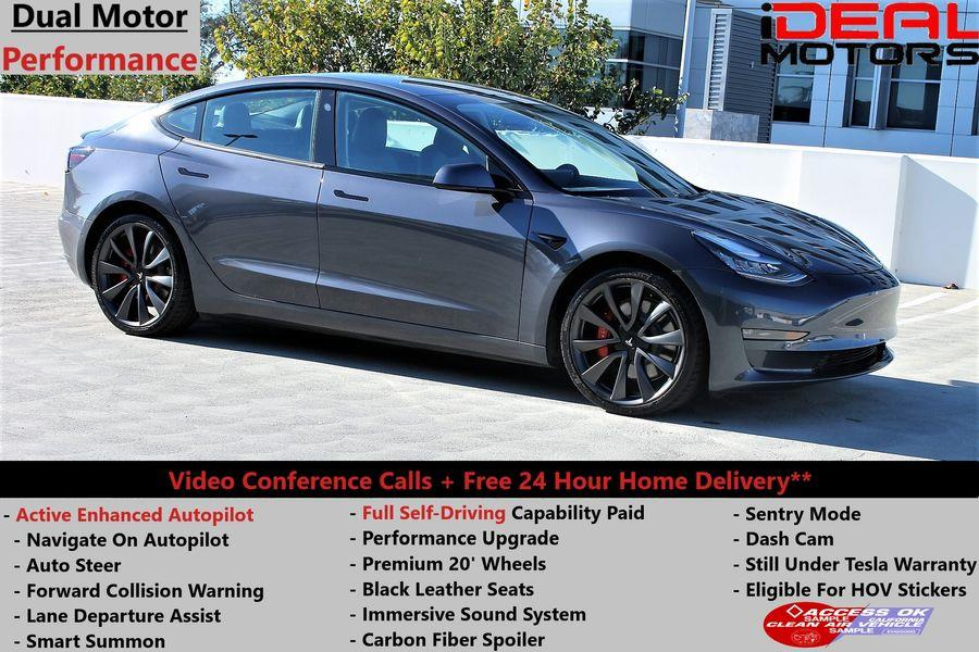 Used 2020 Tesla Model 3 in Costa Mesa, California | Ideal Motors. Costa Mesa, California